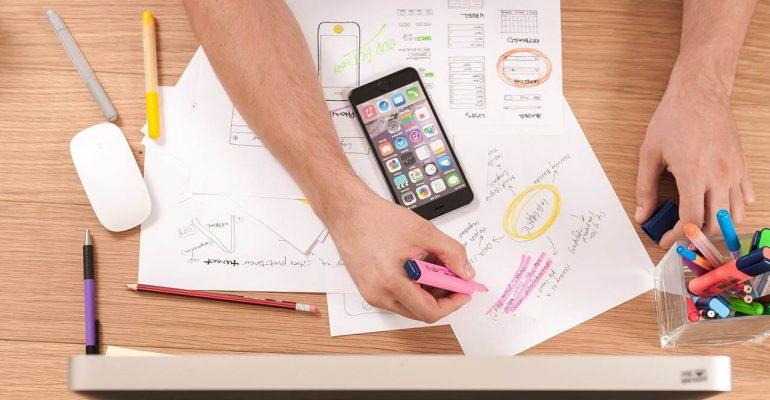crear una web comercial