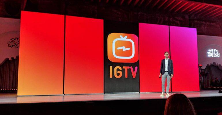 usar IGTV de Instagram