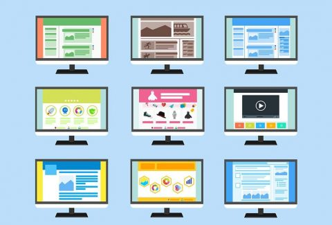Tipos de sitios web