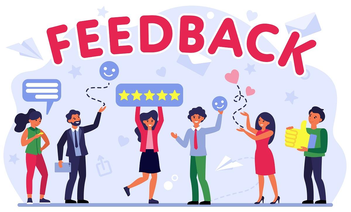 Un feedback es fundamental para conocer la experiencia del cliente
