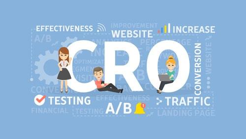 Embudo de conversión para CRO en marketing