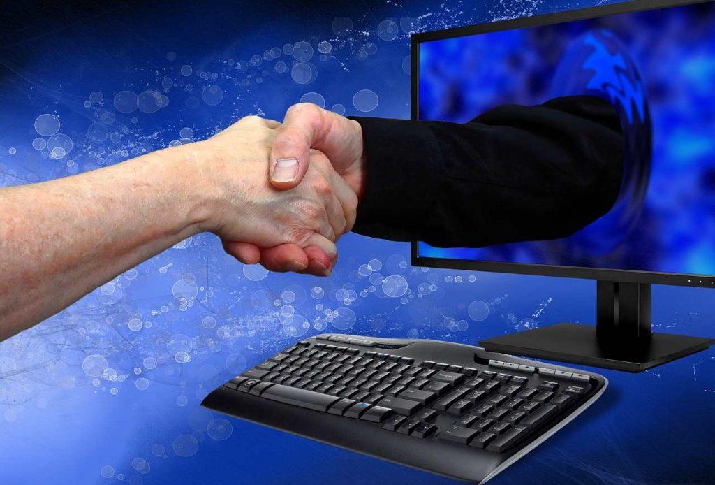 Curso de capacitación de ventas digitales.