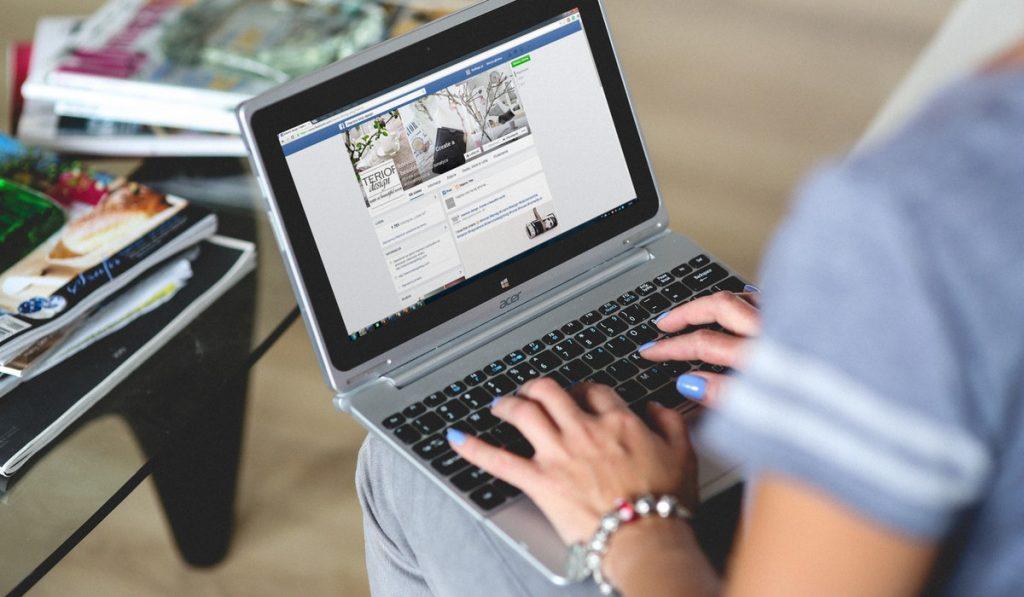 Realizar una auditoria de redes en Facebook.